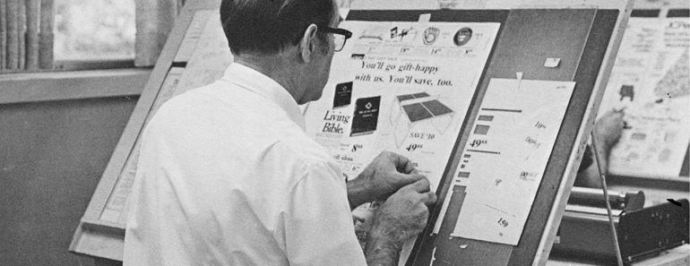 This Documentary reveals Graphic Design before Computers made it Easy